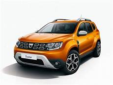 Dacia Configurator And Price List For The New Duster