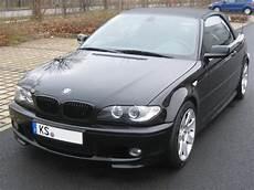 bmw 330ci e46 facelift cabrio m paket schwarz schwarz