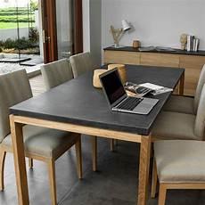 table de salle a manger but table de salle 224 manger quot uleg quot ch 234 ne massif b 233 ton