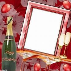 cadre photo anniversaire gratuit montage photo cadre joyeux anniversaire pixiz