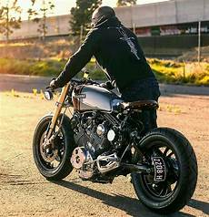 Moto Cafe Racer Usada Chile