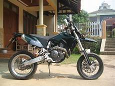 Modifikasi Yamaha Scorpio by Modification Yamaha Scorpio Supermoto