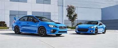 2016 Subaru BRZ SeriesHyperBlue Joins The WRX