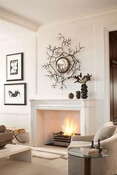 de parement pour cheminée cuisine manteau cheminee deco miroir idee manteau de