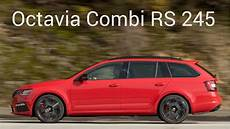 skoda octavia combi rs 245 skoda octavia combi rs 245 drive and design