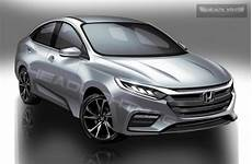 next honda city what it could look like
