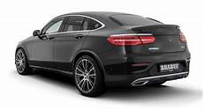 mercedes glc coupé amg line brabus shows mods for amg line equipped glc coupe carscoops