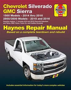 motor repair manual 2006 chevrolet suburban 1500 auto manual chevy silverado avalanche suburban tahoe and gmc sierra yukon haynes repair manual 2014