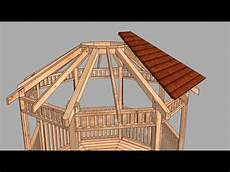 how to build an octagon gazebo roof gazebo 10ft octagon assembly sequence from outdoor living today 2016 youtube gazebo in 2019