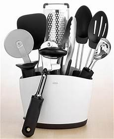 Oxo Kitchen Gadgets by Oxo Grips 10 Everyday Kitchen Tool Set