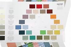 sloan chalk paint colour card sloan