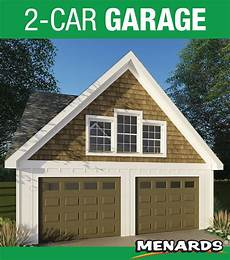9 x 7 overhead garage the 24 x 26 x 9 two car garage with dormer features two