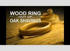 wooden wedding bands