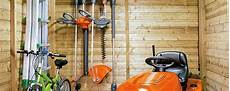 diy fabriquer un porte outils de jardin oleomac