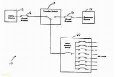 transfer switch wiring schematic free wiring diagram