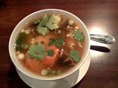 tom yam gai tom yum gai thai and sour chicken soup recipe food