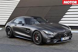 2017 Detroit Motor Show Mercedes AMG GT C Coupe Revealed