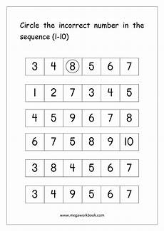 counting and ordering numbers worksheets 8009 ordering numbers worksheets missing numbers what comes before and after number