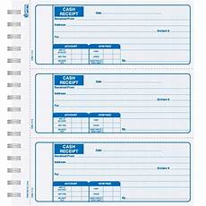 cash receipt book blank no imprint designsnprint