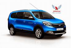 dacia lodgy stepway rendered coming to autoevolution