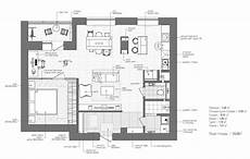 eclectic single bedroom apartment with open floor eclectic single bedroom apartment with open floor plan