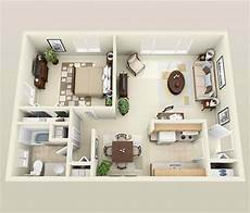 1 bedroom apartment style 20 one bedroom apartment plans for singles and couples