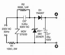 220v Ac Ultra Bright Leds L Circuit Schematic Diagram