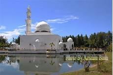 Warna Warni Terengganu Masjid Terapung Kuala Terengganu