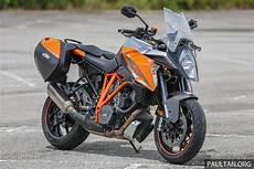 review 2017 ktm 1290 duke gt so what s a