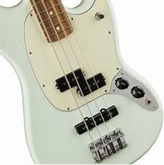 new fender mustang fender mustang 174 bass pj
