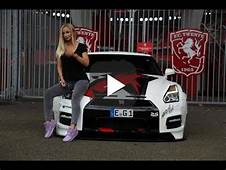 Nissan GT R PD750 Widebody Driven By Mareike Fox Video