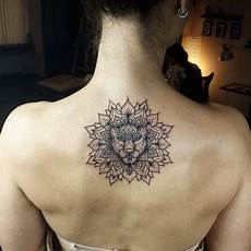 Rücken Mandala - 50 of the most beautiful mandala designs for your