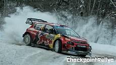 Rallye Wrc Monte Carlo 2019 Etape 02