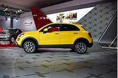 2016 Fiat 500x Review Top Speed