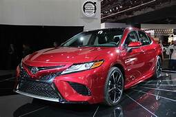2018 Toyota Camry V6  News Reviews Msrp Ratings With