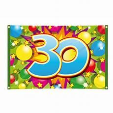 photo 30 ans drapeau anniversaire 30 ans