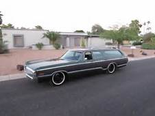 NICE Classic 1970 Chrysler Town & Country Wagon  Patina