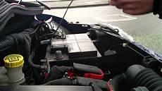 Fiat 500 Batteriewechsel Im Zeitraffer Hd