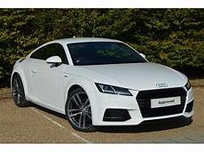audi tt coupe s line used audi tt coupe 2 0 tdi s line ultra 184ps for sale
