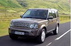 Land Rover Discovery 4 - land rover discovery 4 2009 car review honest