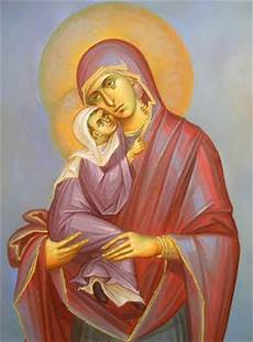 st anna the conception by of the most holy theotokos