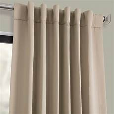 Black Out Drapes by Get Classic Taupe Blackout Curtain And Drapes