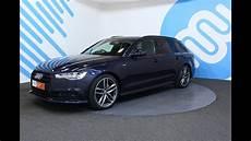 Audi A6 Avant 2 0 Tdi Ultra Black Edition Avant S Tronic