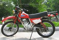 honda xl125 dirt bike spare parts prices offroad