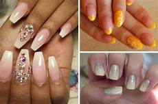 stunning homecoming dance nail ideas