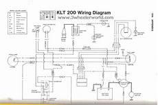 need free wire diagram for a kawasaki klt 200 atc yahoo answers