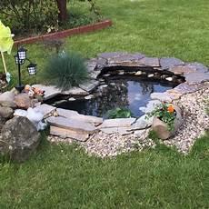 Gartenteich Ohne Strom Sauber Halten Garten Fische Teich