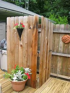 21 things to know abot outdoor shower drainage before