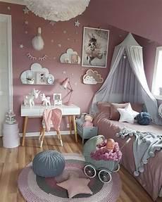Kinderzimmer Deko Mädchen - rosa kinderzimmer m 228 dchen deko ideen einhorn wolken