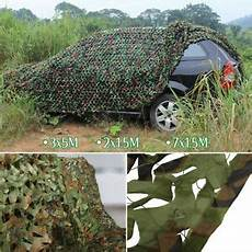 Filet Camouflage For 234 T Jungle Camo Net Cing Chasse